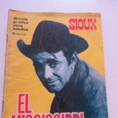 Tebeos: SIOUX- Nº 36 EDICIONES TORAY 1965 CX23. Lote 180218390
