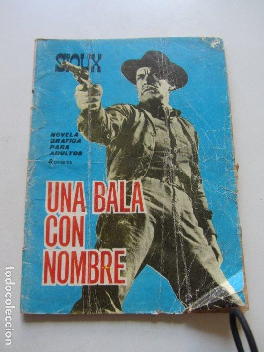 Y SIOUX Nº 39 UNA BALA CON NOMBRE - SALVADOR DULCET Y A. FONT (TORA1965). TIPPI HEDREN CX23 (Tebeos y Comics - Toray - Sioux)
