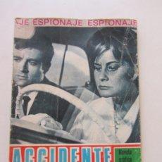 Tebeos: ESPIONAJE - Nº 23 -ACCIDENTE CASUAL - TORAY - 1966 -CX23. Lote 180218855