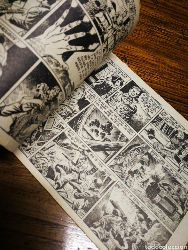 Tebeos: HAZAÑAS BÉLICAS- N° 74, TORAY 1958. - Foto 2 - 180443131