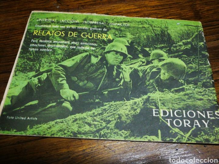 Tebeos: HAZAÑAS BÉLICAS- N° 74, TORAY 1958. - Foto 3 - 180443131