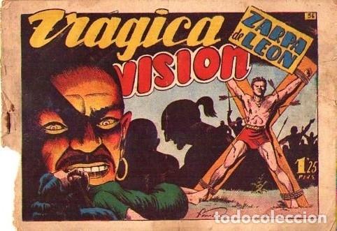 ZARPA DE LEON (TORAY) Nº 36 VER PORTADA (Tebeos y Comics - Toray - Zarpa de León)