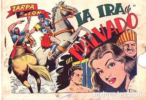 ZARPA DE LEON (TORAY) Nº 23 VER PORTADA (Tebeos y Comics - Toray - Zarpa de León)