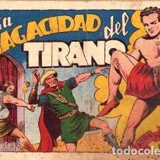 Tebeos: ZARPA DE LEON (TORAY) Nº 53 VER PORTADA. Lote 180932517