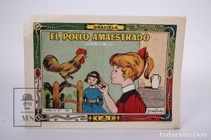 Tebeos: Conjunto de 49 Cómics / Tebeos - Graciela - Ediciones Toray - Foto 2 - 181031672