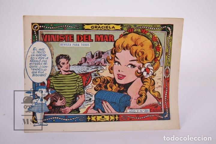 Tebeos: Conjunto de 49 Cómics / Tebeos - Graciela - Ediciones Toray - Foto 5 - 181031672