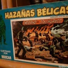 Tebeos: TEBEOS-CÓMICS CANDY - HAZAÑAS BÉLICAS 117 - URSUS - AA99. Lote 181151571