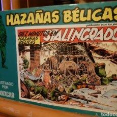 Tebeos: TEBEOS-CÓMICS CANDY - HAZAÑAS BÉLICAS 101 - URSUS - AA99. Lote 181151772