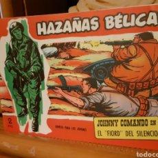 Tebeos: TEBEOS-CÓMICS CANDY - HAZAÑAS BÉLICAS 297 - TORAY - AA99. Lote 181153102