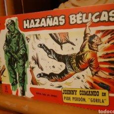 Tebeos: TEBEOS-CÓMICS CANDY - HAZAÑAS BÉLICAS 294 - TORAY - AA99. Lote 181153208