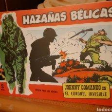 Tebeos: TEBEOS-CÓMICS CANDY - HAZAÑAS BÉLICAS 289 GORILA - TORAY - AA99. Lote 181153650