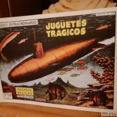 Tebeos: TEBEOS-CÓMICS CANDY - HAZAÑAS BÉLICAS EXTRAORDINARIO 237 - TORAY - AA99. Lote 181154258