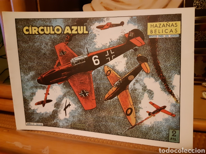 TEBEOS-CÓMICS CANDY - HAZAÑAS BÉLICAS 228 - TORAY - AA99 (Tebeos y Comics - Toray - Hazañas Bélicas)
