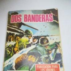 Tebeos: DOS BANDERAS - NIDO DE BIUTRES - HILOS INVISIBLES. BOIXCAR. HAZAÑAS BELICAS. Lote 181326072