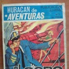 Tebeos: HURACÁN DE AVENTURAS Nº 2 : EL OGRO DEL MAR. Lote 181526351