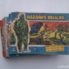Tebeos: LOTE 26 COMICS HAZAÑAS BELICAS + 3 HAZAÑAS OESTE. Lote 181701343