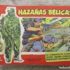 Tebeos: HAZAÑAS BELICAS - SERIE ESPECIAL ROJA - Nº 28 - BOIXCAR -TORAY. Lote 181760908