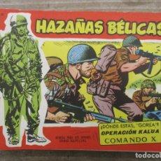 Tebeos: HAZAÑAS BELICAS - SERIE ESPECIAL ROJA - Nº 111 - BOIXCAR -TORAY. Lote 181761662