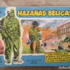 Tebeos: HAZAÑAS BELICAS - NUMERO EXTRA AZUL - Nº 54 - BOIXCAR -TORAY. Lote 181765056