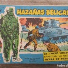 Tebeos: HAZAÑAS BELICAS - NUMERO EXTRA AZUL - Nº 134 - BOIXCAR -TORAY. Lote 181765332