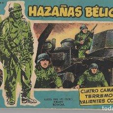 Tebeos: HAZAÑAS BELICAS AZULES LOTE DE 7 TEBEOS ORIGINALES EN BUEN ESTADO - VER NÚMEROS-LEER. Lote 181789441