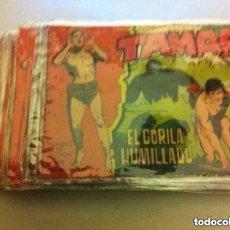 Tebeos: TAMAR - LOTE DE 39 EJEMPLARES. Lote 182091822