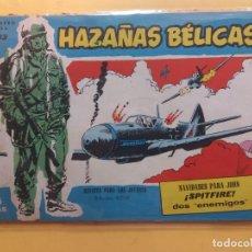 Tebeos: HAZAÑAS BÉLICAS Nº 233. Lote 182210393