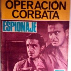 Tebeos: ESPIONAJE - Nº 51 -OPERACIÓN CORBATA- GRAN ALEX SIMMONS-1967-BUENO- MUY DIFÍCIL-LEAN-2322. Lote 182416855