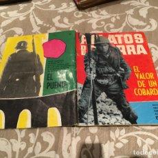Tebeos: RELATOS DE GUERRA Nº 54 EDICIONES TORAY 1964. Lote 182512666