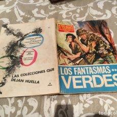 Tebeos: RELATOS DE GUERRA Nº 175 LOS FANTASMAS VERDESEDICIONES TORAY 1969. Lote 182512937