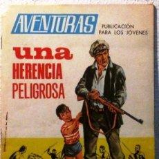 Livros de Banda Desenhada: UNA AVENTURA DEL CAPITAN STAPLETON - UNA HERENCIA PELIGROSA - Nº 1 - AVENTURAS . Lote 182707232