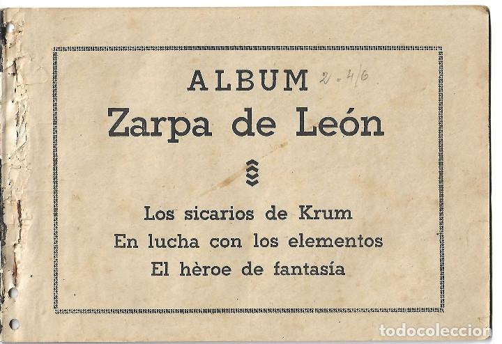 ZARPA DE LEON ORIGINAL - COMPLETA (Tebeos y Comics - Toray - Zarpa de León)