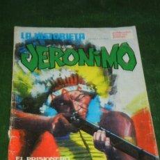 Tebeos: LA HISTORIETA NUM.5 JERONIMO. EL PRISIONERO DE LITTLE DAM - 1975. Lote 182978450