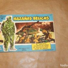 Tebeos: HAZAÑAS BÉLICAS AZULES Nº 32, EDITORIAL TORAY. Lote 183308162