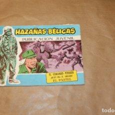 Tebeos: HAZAÑAS BÉLICAS AZULES Nº 301, EDITORIAL TORAY. Lote 183308222