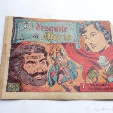 Tebeos: PEQUEÑO MOSQUETERO Nº 4 TORAY ORIGINAL. Lote 183454663