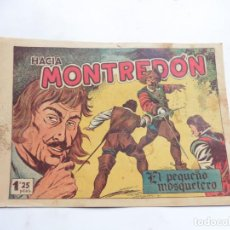 Tebeos: PEQUEÑO MOSQUETERO Nº 9 TORAY ORIGINAL. Lote 183454755