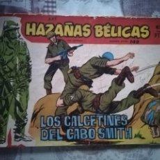 Tebeos: HAZAÑAS BELICAS 141. Lote 183497863
