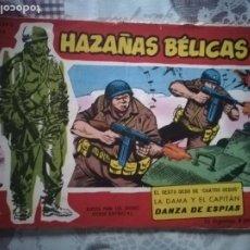 Tebeos: HAZAÑAS BELICAS 72 SERIE ROJA. Lote 183498103