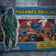 Tebeos: HAZAÑAS BELICAS Nº 360. Lote 183502820