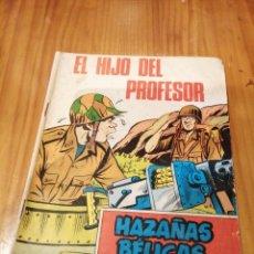 Tebeos: EL HIJO DEL PROFESOR . Lote 183547028