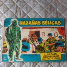 Tebeos: HAZAÑAS BÉLICAS EXTRA AZUL Nº 253. Lote 183570280