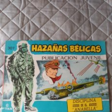 Tebeos: HAZAÑAS BÉLICAS EXTRA AZUL Nº 307. Lote 183570548