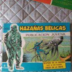 Tebeos: HAZAÑAS BÉLICAS EXTRA AZUL Nº 308. Lote 183570645
