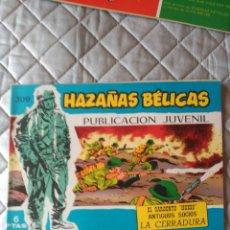 Tebeos: HAZAÑAS BÉLICAS EXTRA AZUL Nº 309. Lote 183570726