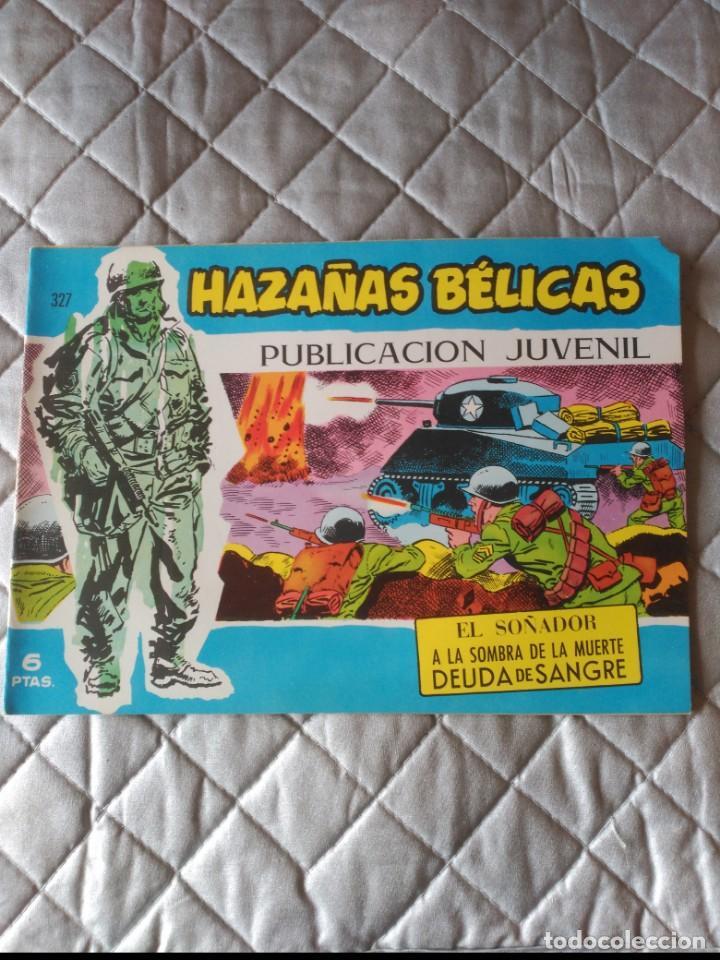 HAZAÑAS BÉLICAS EXTRA AZUL Nº 327 (Tebeos y Comics - Toray - Hazañas Bélicas)