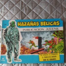 Tebeos: HAZAÑAS BÉLICAS EXTRA AZUL Nº 328 DIFÍCIL. Lote 183571168