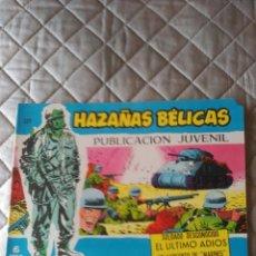 Tebeos: HAZAÑAS BÉLICAS EXTRA AZUL Nº 329 DIFÍCIL. Lote 183571252