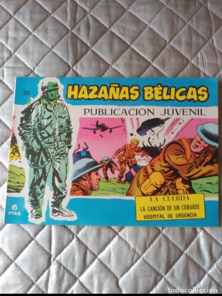 HAZAÑAS BÉLICAS EXTRA AZUL Nº 330 (Tebeos y Comics - Toray - Hazañas Bélicas)