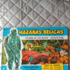 Tebeos: HAZAÑAS BÉLICAS EXTRA AZUL Nº 332 DIFÍCIL. Lote 183571693